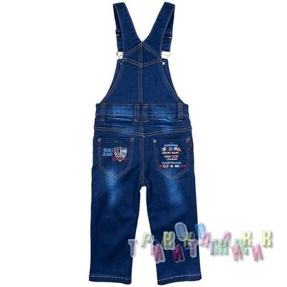 Комбинезон джинсовый для мальчика м.11344 (Турция)