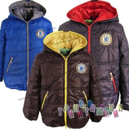 Куртка демисезонная Chelsea (Украина). Сезон Весна-Осень.