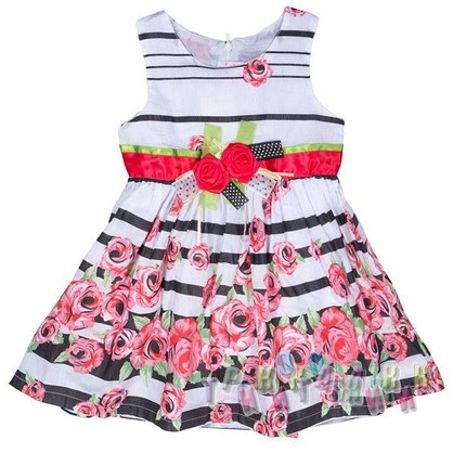 Платье трикотажное, Q8805.