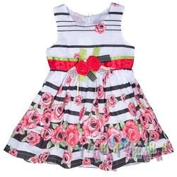 Платье трикотажное, Q8805. Тёмное