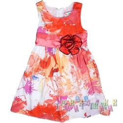 Платье трикотажное, Х1071