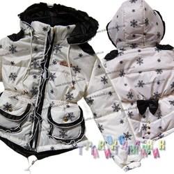 Куртка для девочки Снежана. Сезон весна-осень (Украина)