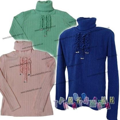 Блуза для девочки, модель 151