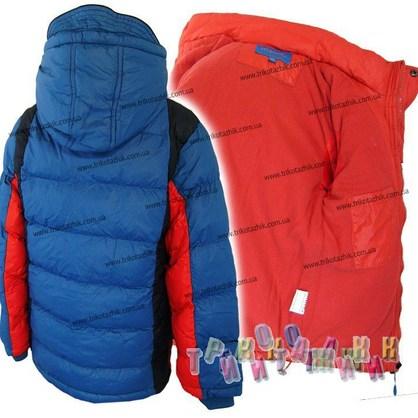 Куртка зимняя для мальчика, модель 1511