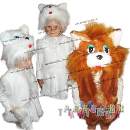 Костюм Кот и Кошечка