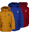 Куртки для мальчиков