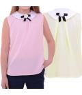 Блузы, рубашки школьные